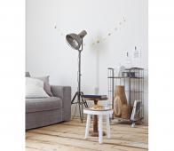 BePureHome Spotlight vloerlamp vintage grijs metaal Metaal