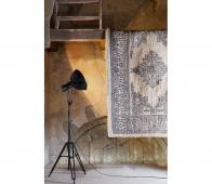 BePureHome Motive vloerkleed sisal met print Sisal met zwart