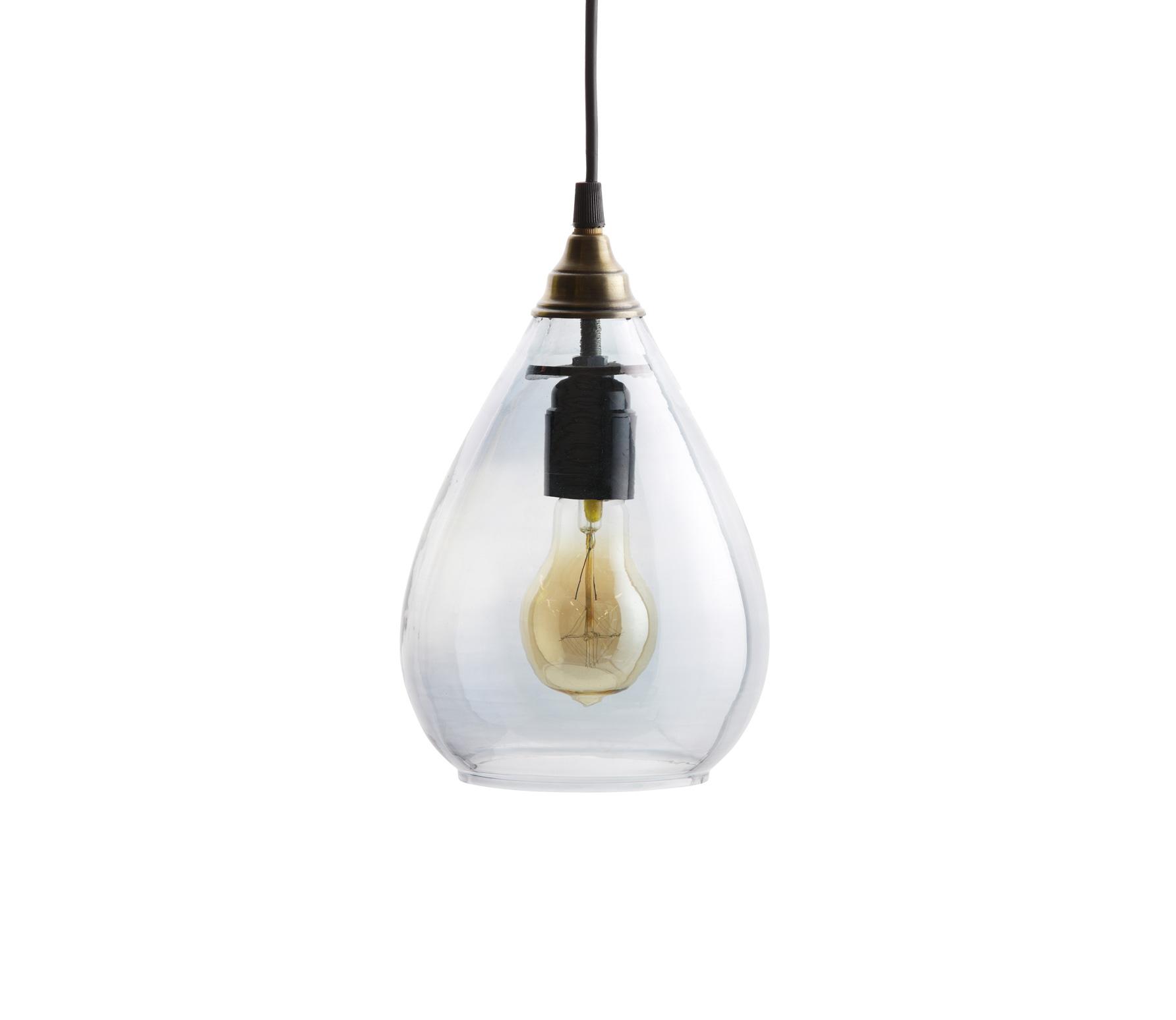 BePureHome Spotlight hanglamp Large vintage grijs metaal