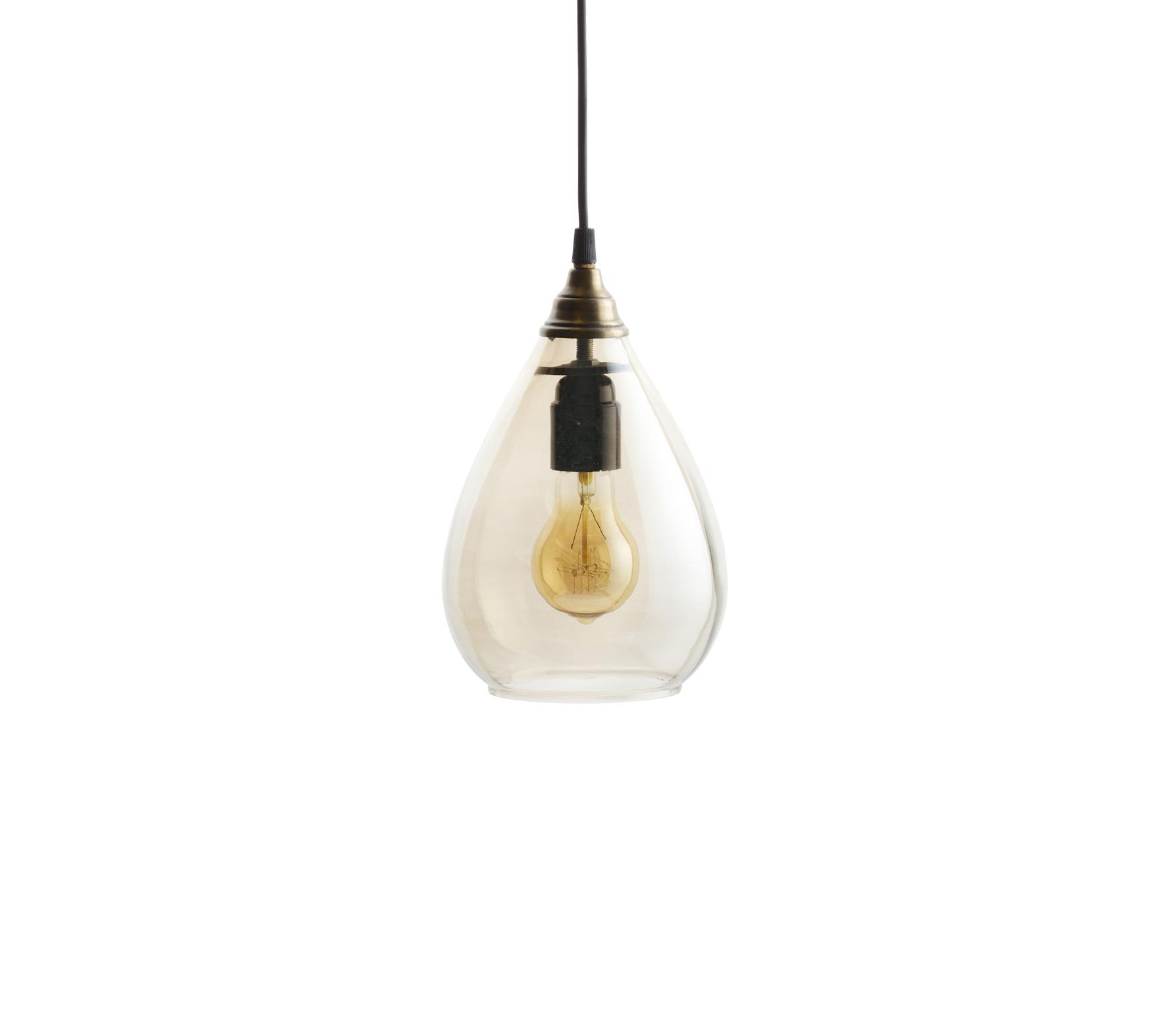 BePureHome Simple hanglamp medium antique brass