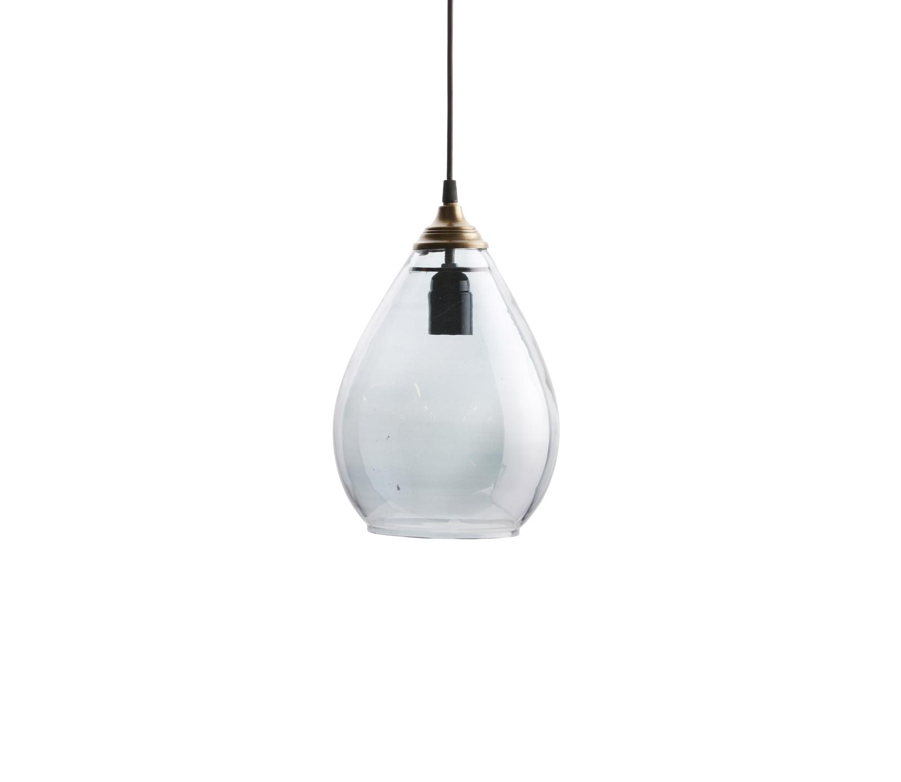 BePureHome Simple hanglamp medium antique grijs