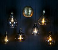 BePureHome Cannonball hanglamp ø 20 cm antique brass metaal