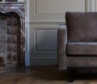 BePureHome Rebel fauteuil warmbruin Warmbruin