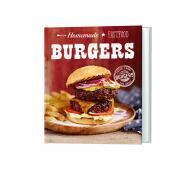 Boek Burgers, zelfgemaakte hamburgers en alles wat erbij hoort Burgers