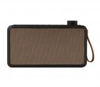 Kreafunk tRadio DAB+ bluetooth speaker zwart tRadio zwart