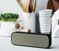 Kreafunk aGroove bluetooth speaker zwart aGroove zwart