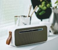 Kreafunk aMove bluetooth speaker wit aMove wit