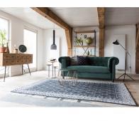 Dutchbone Kasba vloerkleed 170 x 240 cm licht  wol
