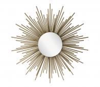 Riverdale Amaro Sun spiegel 81 cm goud  metaal