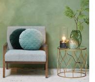 Riverdale Marble tafellamp donkergrijs  marmer/glas
