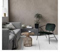 Housedoctor Klever loungestoel groen  polyester