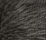Riverdale Furry kussen grijs 50x50 cm bont