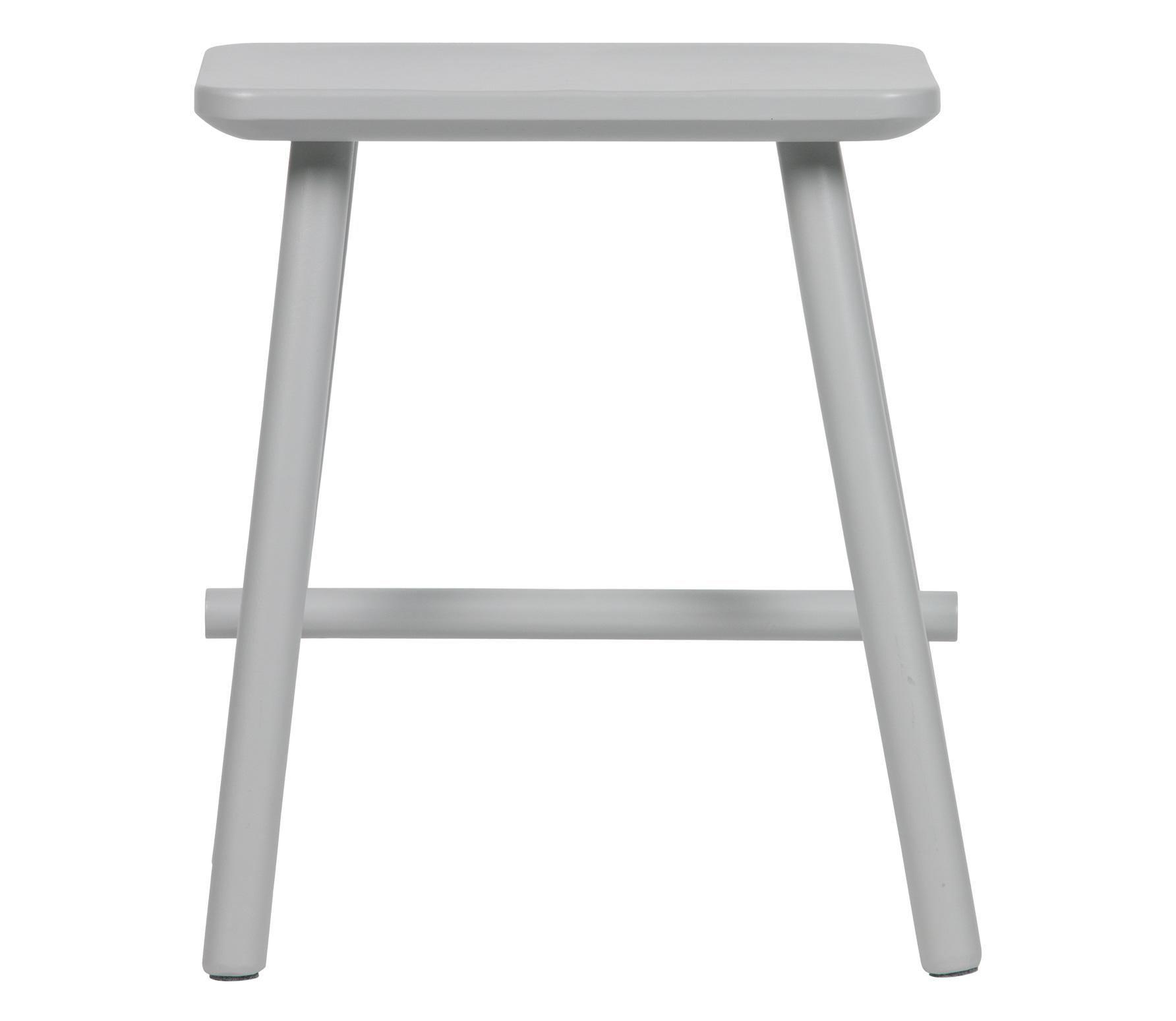 Vtwonen Butt kruk hout grijs betongrijs